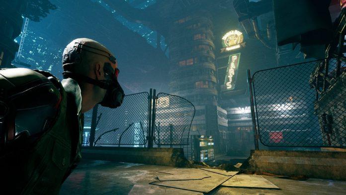 サイバーパンク斬撃ACT『Ghostrunner』発表。管理された世界を ...