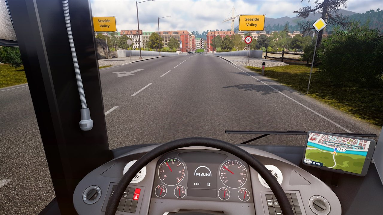 バス運転手シム『Bus Simulator』PS4版が国内発表、9月18日発売で予約受付開始。Xbox One版も予約受付中