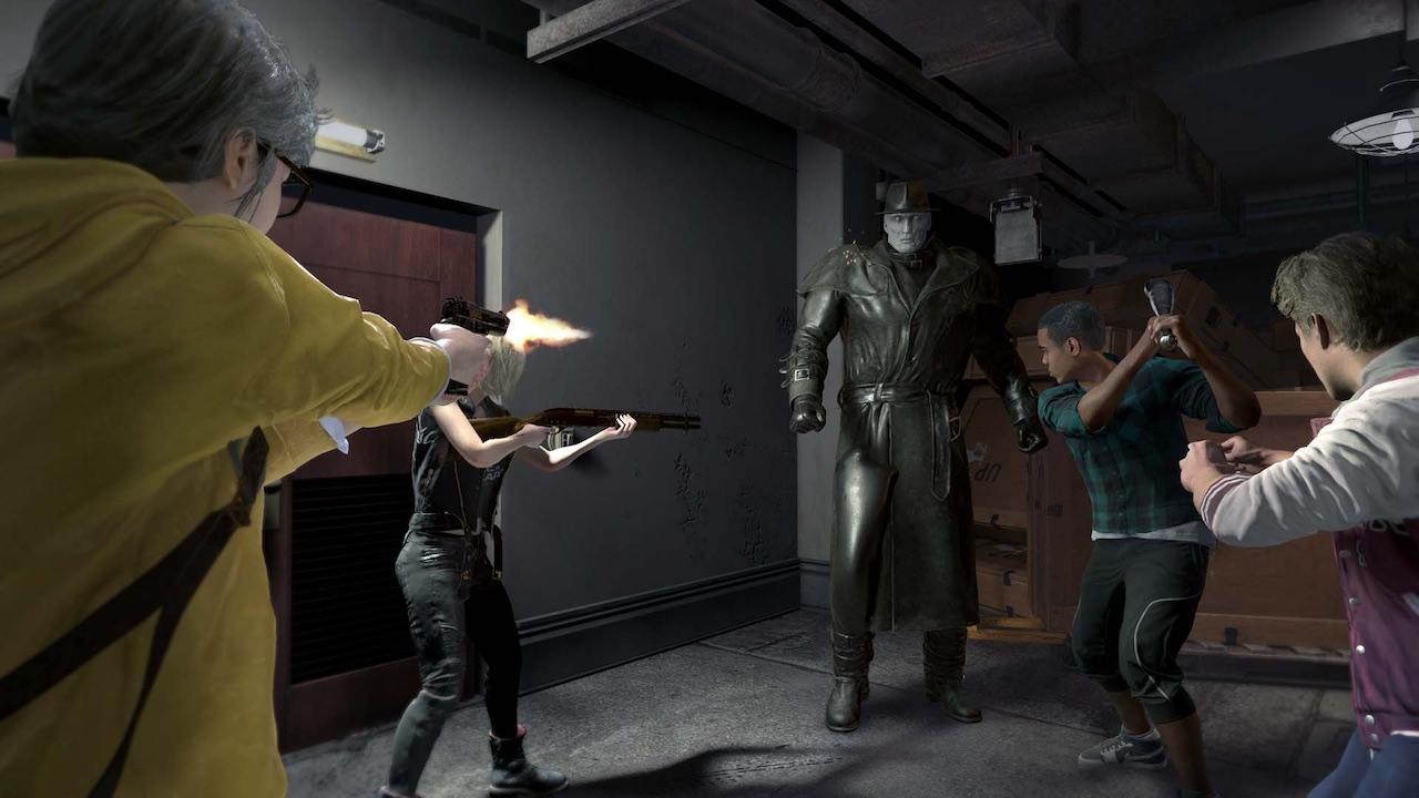 カプコンの『PROJECT RESISTANCE』は、1対4の非対称対戦サバイバルホラーに。PS4/Xbox Oneにてクローズドベータ実施決定