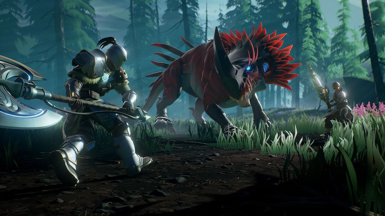 モンスター狩りオンラインARPG『Dauntless』9月26日にあらためて正式リリースへ。新たなチャレンジシステムや武器、敵などを追加