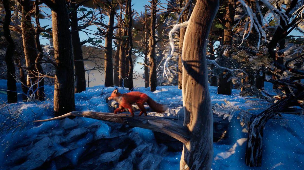 キツネになるファンタジーADV『This Dead Winter』開発中。子ギツネの行方を追って凍てついた古代の森を冒険