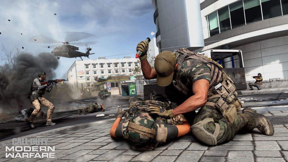 『CoD:MW』4人協力プレイ対応モード「スペシャルオプス」の各ゲームモードの詳細公開