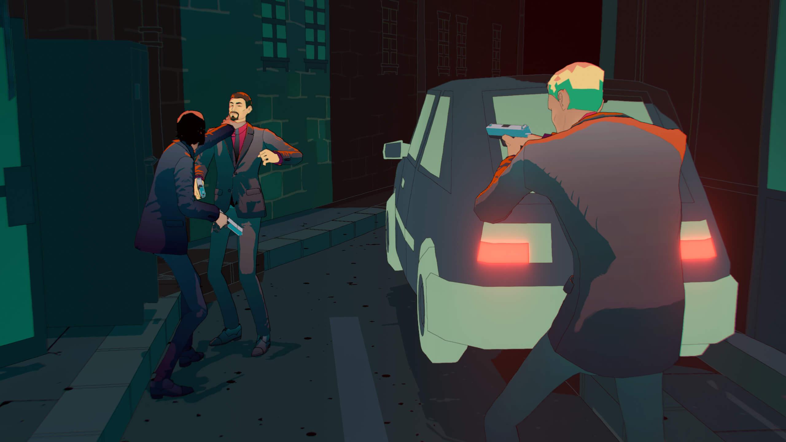 「ジョン・ウィック」の前日譚描く『John Wick Hex』配信開始。映画原作の「ガン・フー」を、ストラテジーゲームとして再現する試み