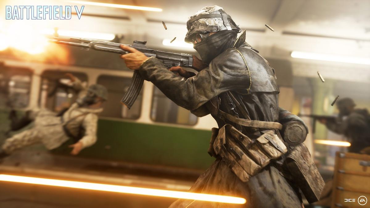 PC版『Battlefield V』フリープレイを10月の各週末に実施。ゲーム内イベント「バトルフェスト」に参加して報酬を獲得可能