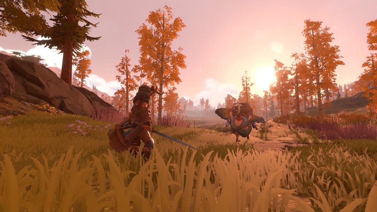 オープンワールドACT『Pine』Steamにて発売。各種族との関わりによって生態系が変化する、生きた世界を冒険