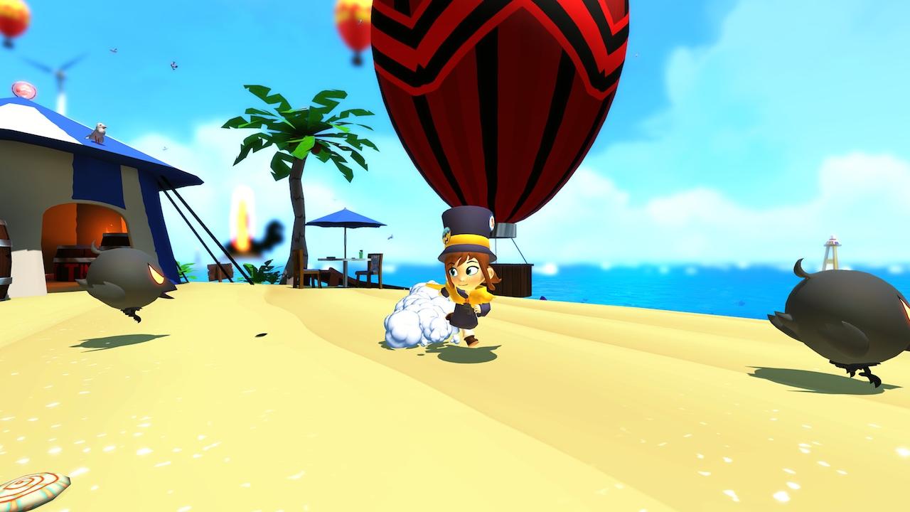 高評価3Dアクション『A Hat in Time』Nintendo Switch版が10月18日に国内発売へ。超高難易度モードなどを追加するDLCも