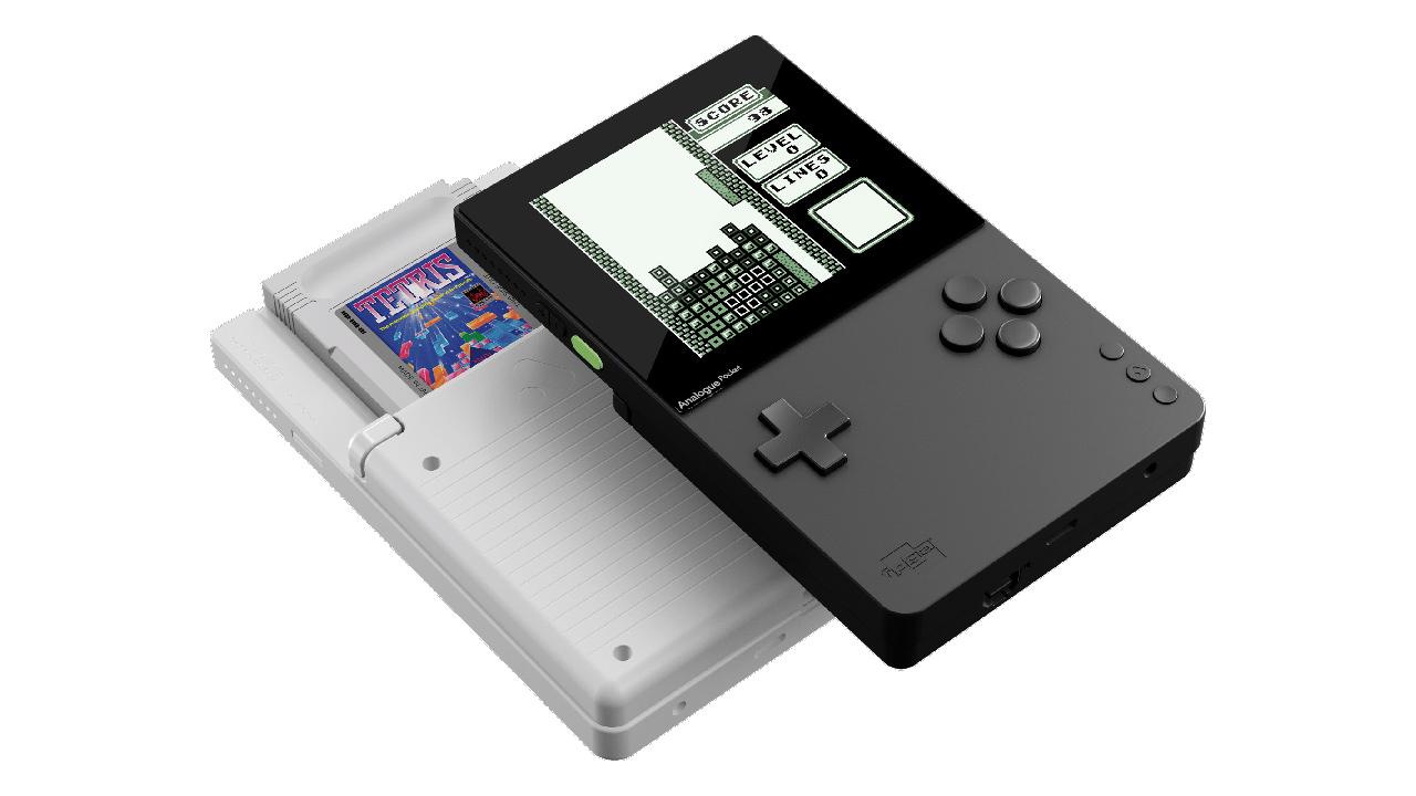ゲームボーイ/GBA互換携帯ゲーム機「Analogue Pocket」海外発表。ゲームギア/ネオジオポケットカラーなどにも対応可能