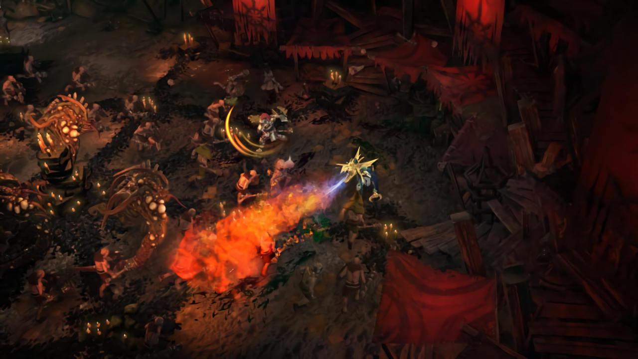 『ウォーハンマー:Chaosbane』国内PS4版が2020年1月30日発売へ。ウォーハンマーとしては初のハクスラアクションRPG
