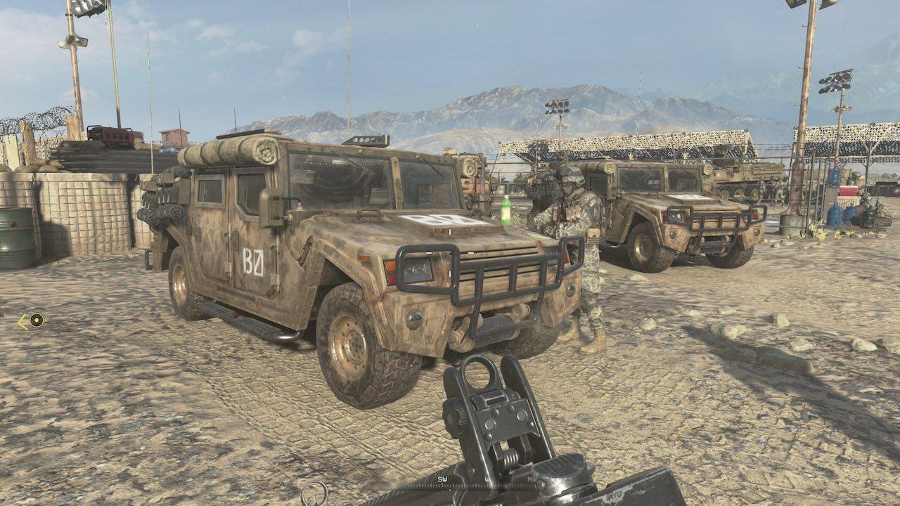 Call of Duty』シリーズに登場する車両ハンヴィーは権利侵害だと訴えた ...