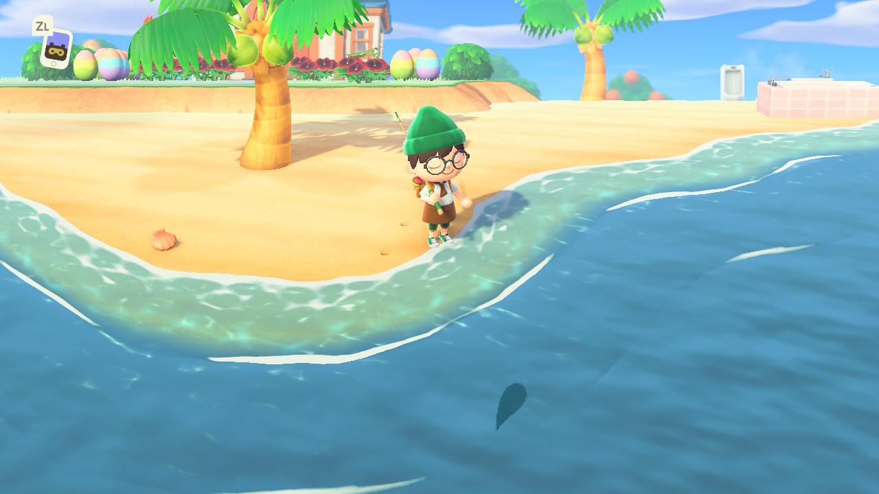 サメ あつまれ 森 どうぶつ の