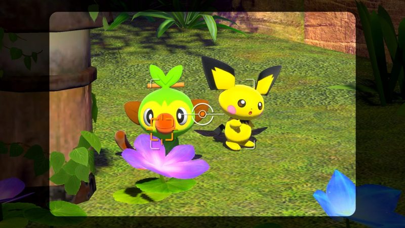 New ポケモンスナップ』Nintendo Switch向けに発表。キュートな ...