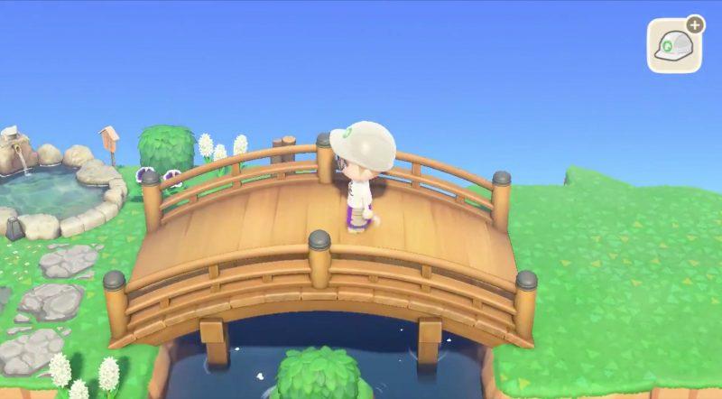 橋渡し あつ 森 斜め