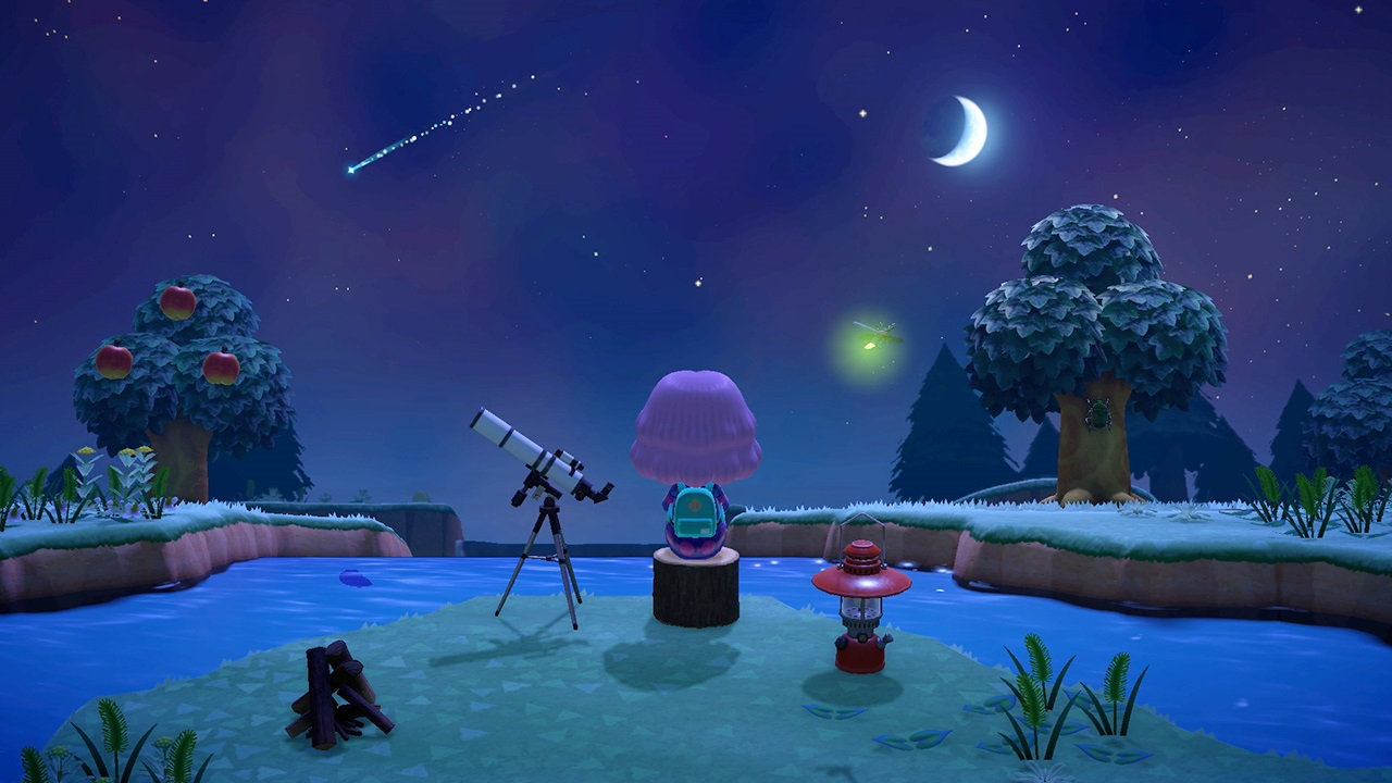 出ない あつまれどうぶつの森 流れ星 【あつ森】流れ星(流星群)の発生条件とタイミング【あつまれどうぶつの森】|ゲームエイト