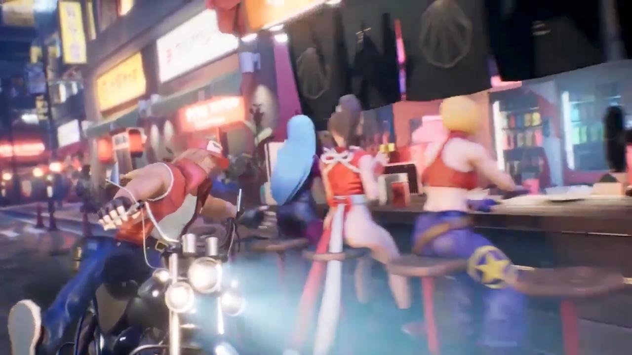SNKの人気キャラが集結するゲームの広告にて、テリーがセクハラ行為をはたらく。米国SNKは広告を削除させファンに謝罪 | AUTOMATON